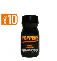 Pack of 10 Poppers
