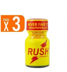 Pack of 3 Rush Original