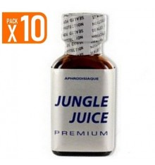 Pack of 10 Jungle Juice Premium 25 ml